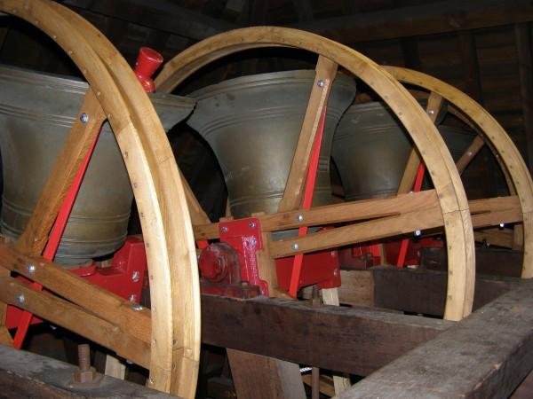 St Wilfrid's Bells