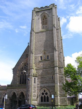 St Peter's Church, Harrogate
