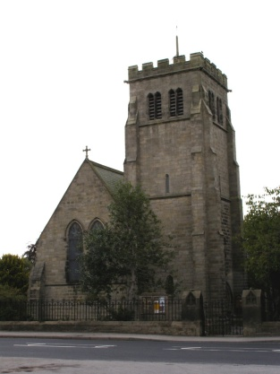 Beckwithshaw Church