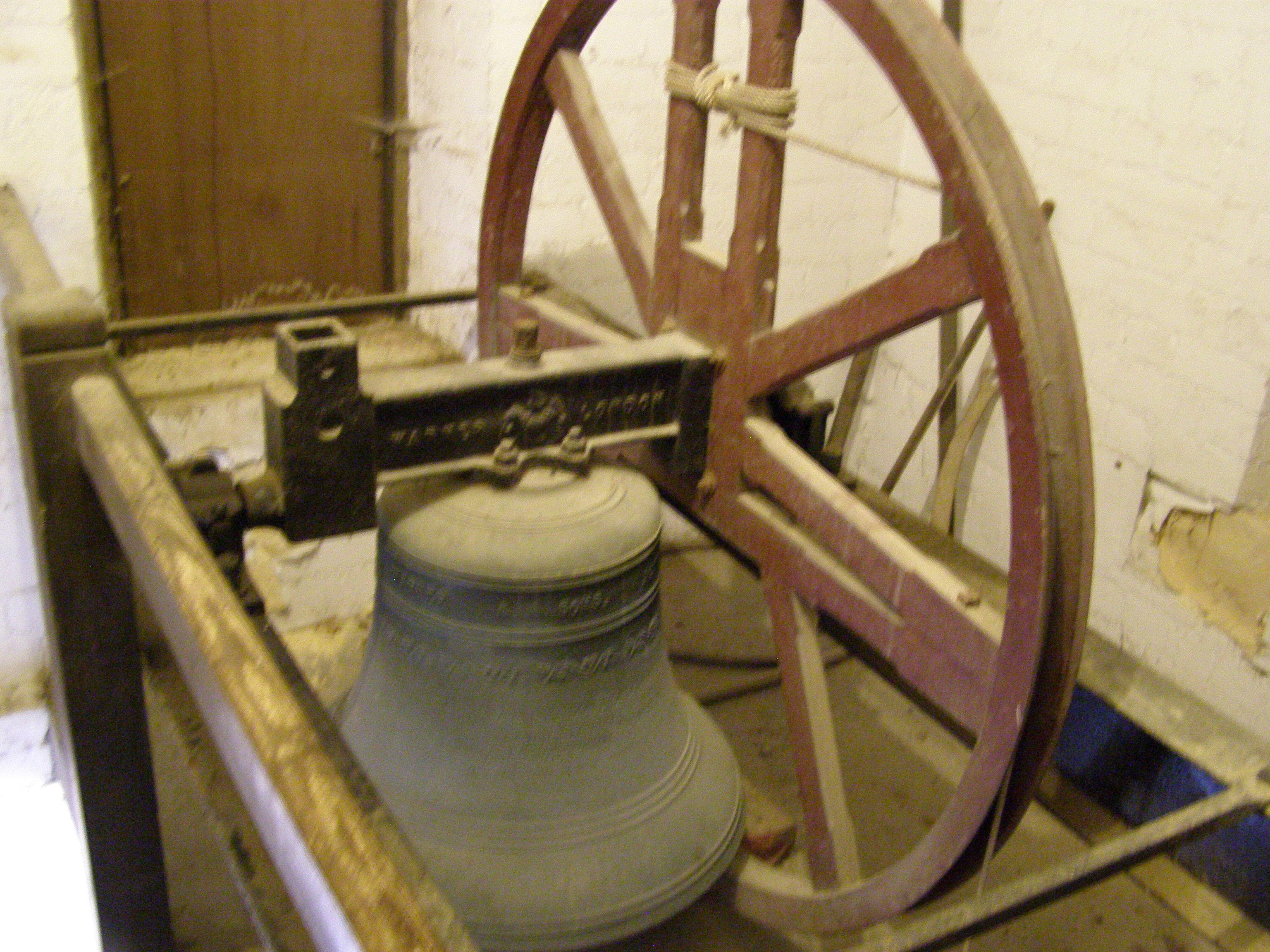 The Sanctus Bell
