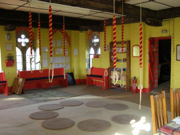 St Wilfrid's Ringing Chamber