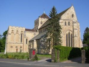 St Wilfrid's Church