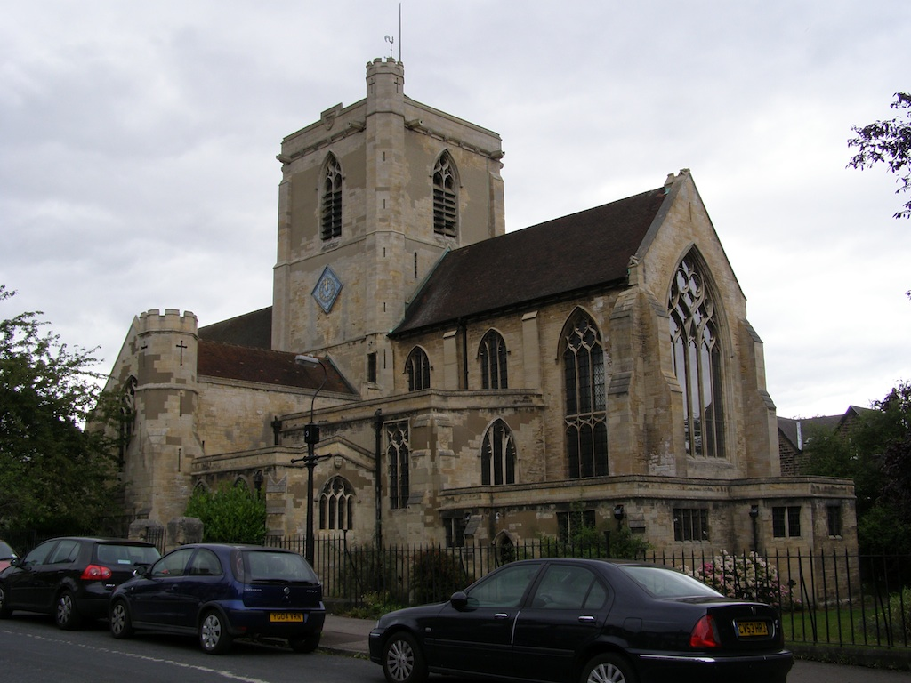 St Mary's Church, West Cliffe Grove